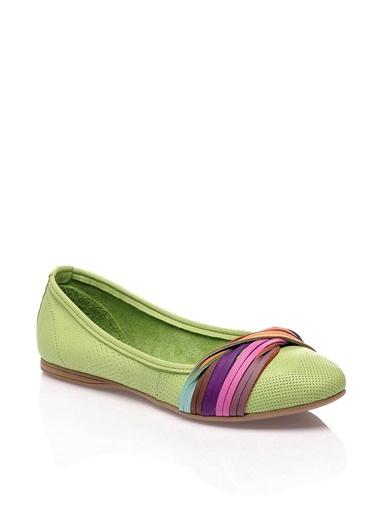 %100 Deri Sandalet-Bueno